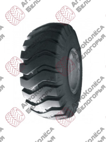 The tire is 20.5-25 20 n. s. BKT LOADER GRIP