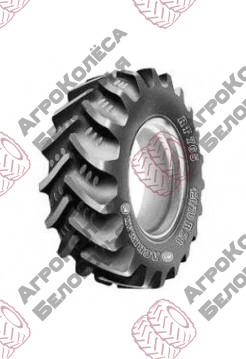 The tire 380/70R24 125A8/122B AGRIMAX RT-765 BKT