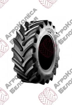Tire 440/65R24 138A8 / 135D Agrimax RT 657 BKT