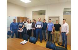 Training 'strong-Technician', Ryazan