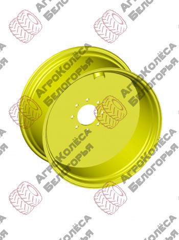 Основные колёсные диски Caterpillar 428D W15х28