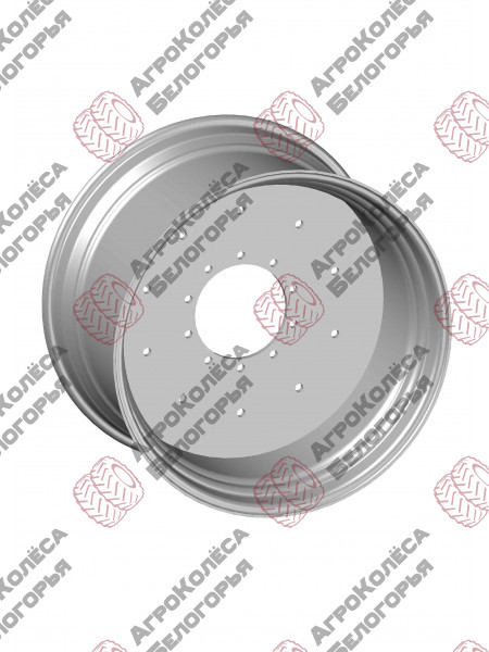Main wheels Challenger MT665C DW23Aх38