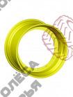 Основные колёсные диски John Deere 8335R DW25Bх38