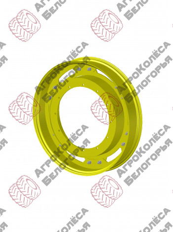 Основные колёсные диски John Deere 8420 W10х54