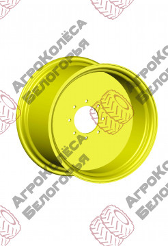 Main wheel rims John Deere 9660 W16х24