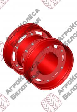 Wheels for aisle Claas W10x38