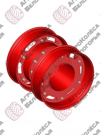 Колёсные диски для междурядья Claas W10x38