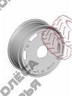 Колёсные диски для междурядья DEUTZ-FAHR W12x34