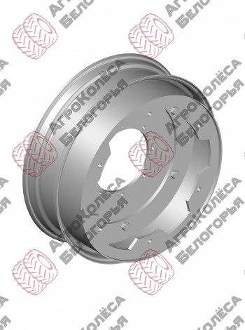 Колёсные диски для междурядья Case W8x32