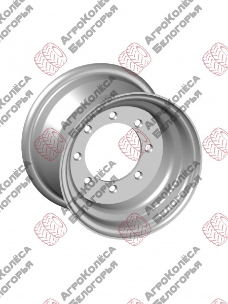 Wheel rims for trailers T-16M PSG-6 DW13x18