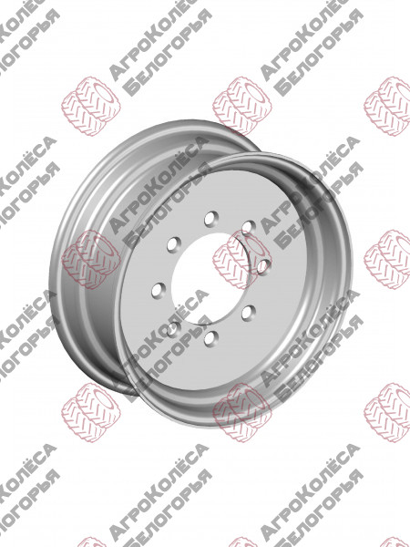 Wheel rims for trailers T-16M PTS-4 W6х16