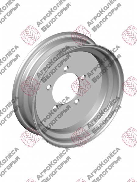 Wheel rims for trailers T-16M T-16M DW4