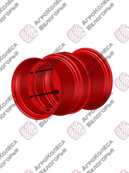 Система сдваивания Claas Axion 940 DW25х42