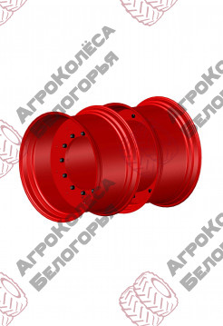 Система сдваивания Claas Xerion 4500 DW23Bх42