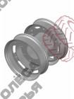 Колёсные диски для междурядья New Holland W10x38