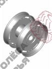 Колёсные диски для междурядья New Holland W10x54