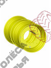 Дополнительные колёсные диски John Deere DW20Bx30
