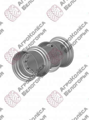 Система сдваиваемых колёсных дисков ХТЗ Т-150К DW18х24