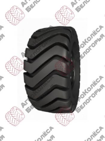 The tire is 20.5-25 20 n. s. 177B ER-205 NorTec