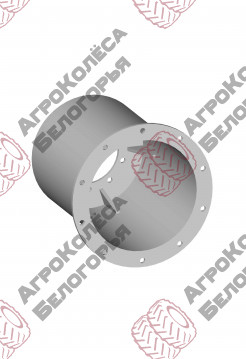 Spacer for doubling the wheels DW23х38 tractor Challenger МТ685С