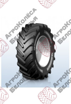 The tire 480/70R38 145D Michelin OMNIBIB