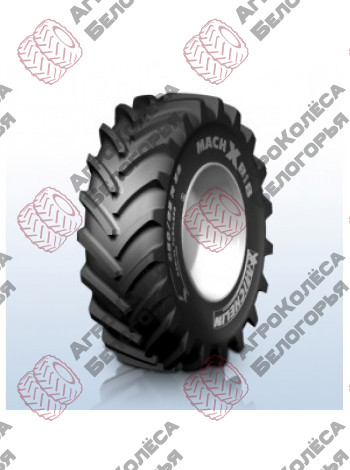 Bus 800/70R38 173A8 / 173B Michelin MACHXBIB