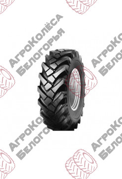 The tire is 12.0/75-18 12 B. C. AS-Impl 03 Cultor