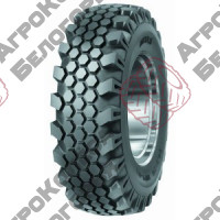 The tyre is 12.5-20 (335/80-20) 12 B. C. MPT 132G-05 Mitas