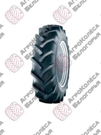 The tire is a 9.5-24 123A2 AS Agri 19 8 B. C. CULTOR