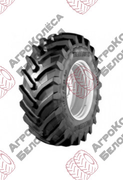 IF the tire 650/65R38 TRELLEBORG TM1000 HP 169D